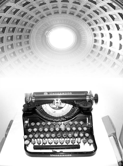 pantheon_typewriter_bw.jpg